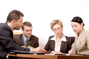 Have all your documents and checks ready for the closing process